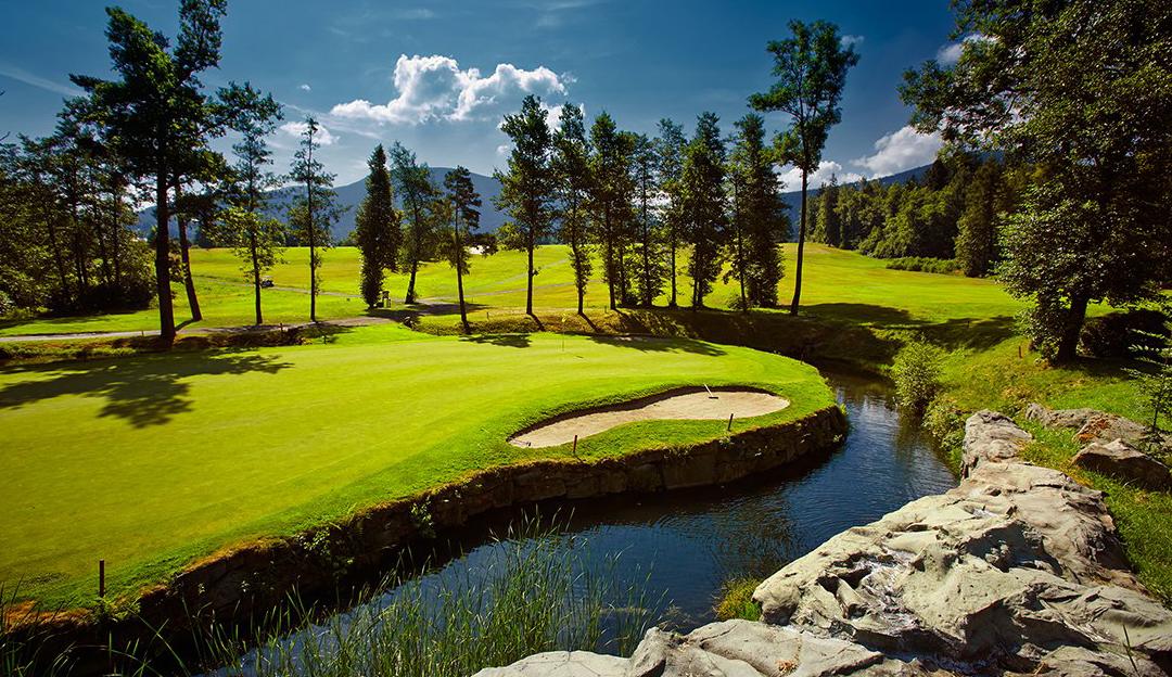 Luxury Golf Days